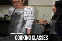 Cooking-Classe