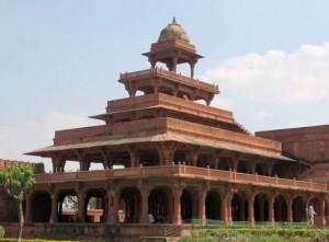 Panch Mahal, Fatehpur Sikri, Agra