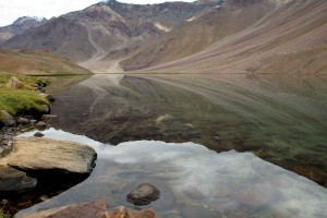 Chandrataal Lake, Spiti, India adventure tours. Water safety rules for travellers in India