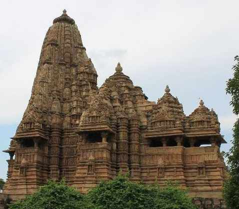khajuraho temples, heritage tour of India