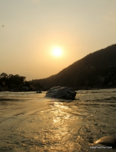 Yoga and meditation in Rishikesh