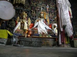 Buddhist monastery, spiti