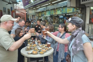 culinary tour India
