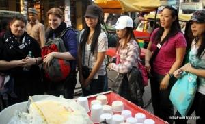 culinary tour india