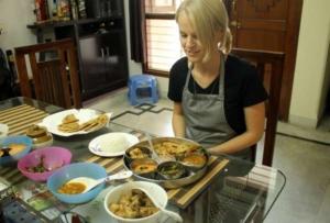 Cooking Class New Delhi