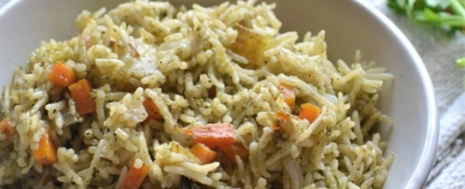 Jadoh is the rice dish of Khasi language.'Ja' means rice and 'Doh' means meat. It is made with rice and pork mixed with the best spices, chopped vegetables and garnished with eggs or fried fish.