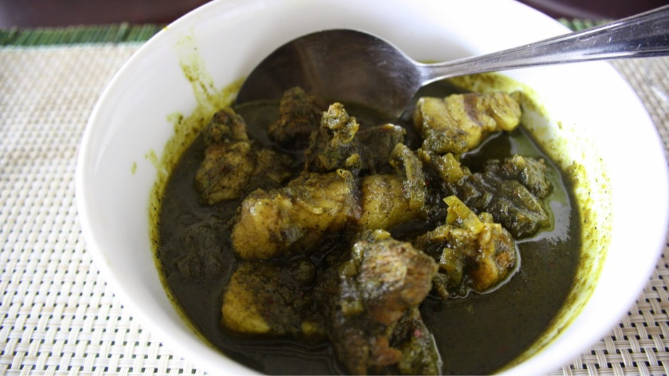 Tungrymbai is a wholesome dish flavoured by delicious ingredients and served with love. It is made from fermented soya beans, chopped pork, black sesame, ginger, onion and other spices. All these are fried and sauteed together, and the delicious mixture is left simmering for some time to deepen the flavor and taste.