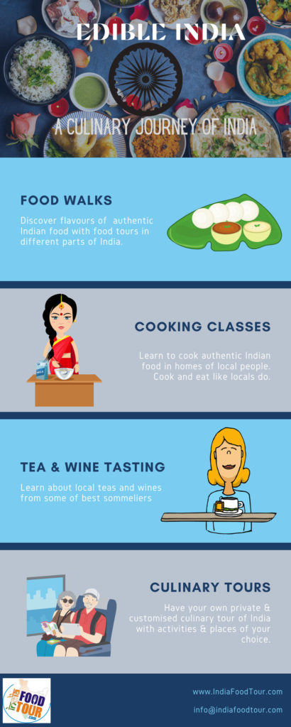 Edible India A culinary journey of India Food Walks Cooking Classes Tea & WINE TASTING Culinary Tours